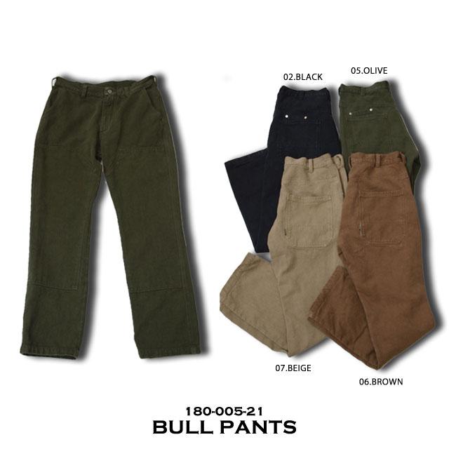 bull pants