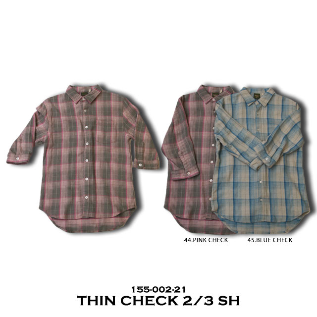 thincheck23shirts