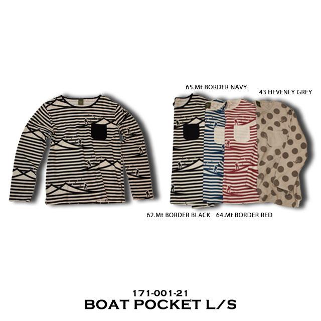 boat pocket l/s
