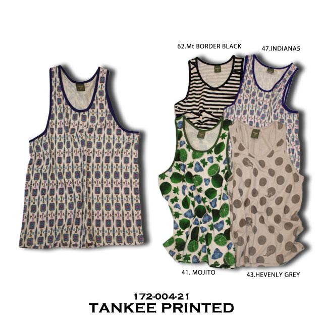tankee printed