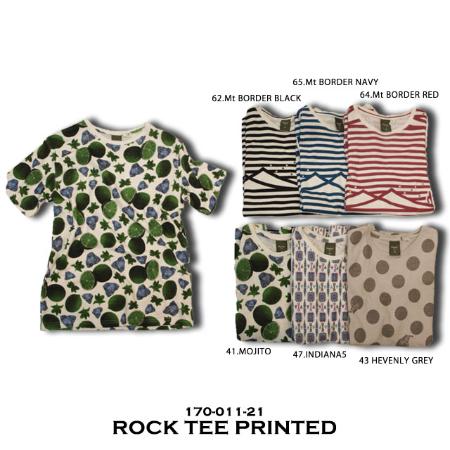 ROCKTEEPRINTED
