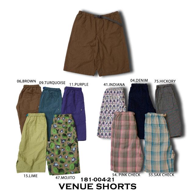 venue shorts